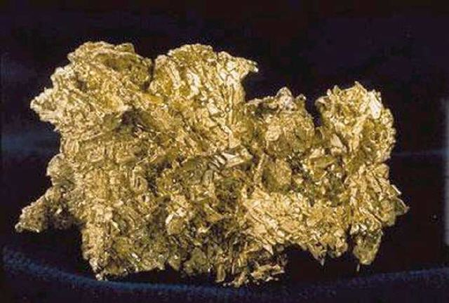 Crystalline Gold
